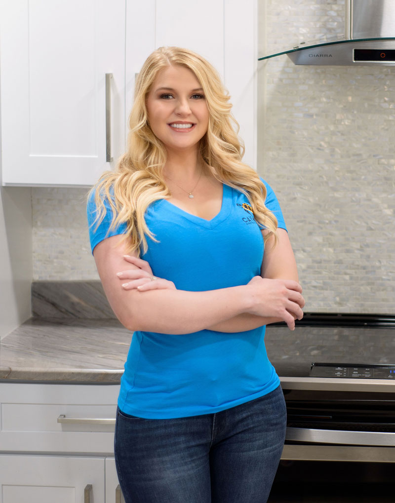 Lauren Connors -  Building Contractor & Owner of Cayman Construction Group